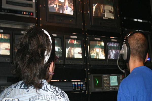 Realización de Retransmisión Deportiva con Unidad Móvil de Televisión y Tecnologia Multicámara