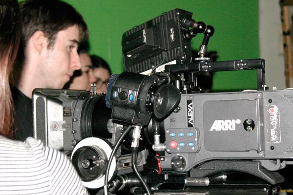 Curso de Cámara Cinematográfica Digital Arri Alexa