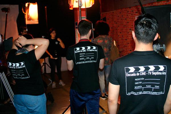 Prácticas de los Cursos y Diplomaturas de Cine