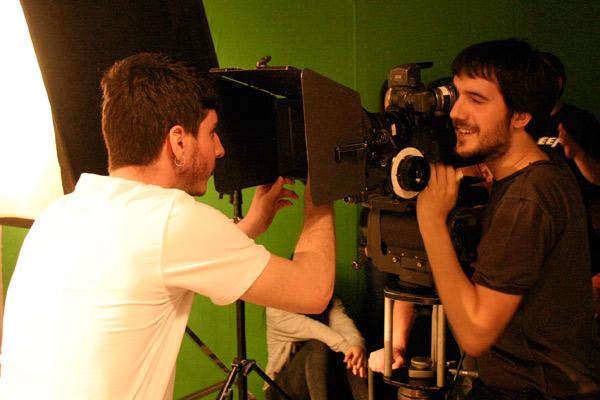 Curso de Cámara Cinematográfica Arri SRIII