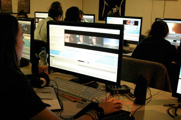 Curso de Montaje y Postproducción de Cine y Vídeo