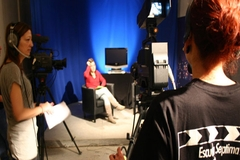 Realización de Programas Magazines de Televisión en Directo con Técnica Multicámara
