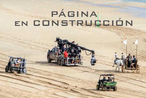 Página en construcción de la página de la Escuela Internacional de Cine y Televisión Septima Ars de Madrid