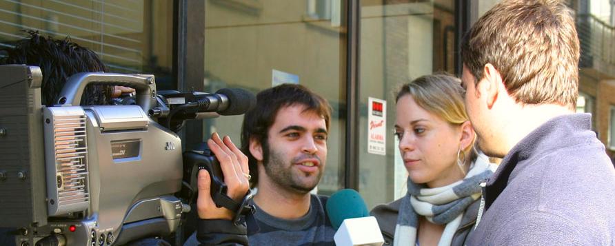 Qué convenios educativos tiene la Escuela Internacional de Cine y Televisión Septima Ars de Madrid