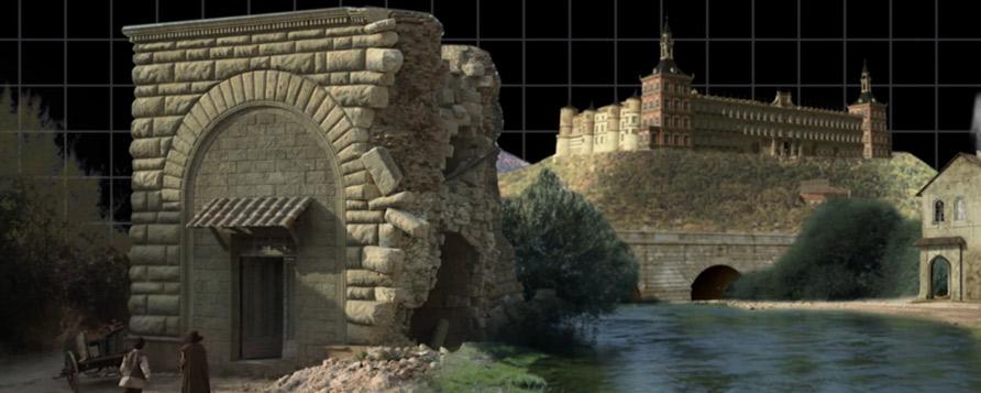 Curso de 3D y Efectos Visuales Cinematográficos VFX de la Escuela Internacional de Cine y Televisión Septima Ars