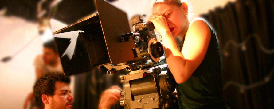 Curso de Cámara e Iluminación de Cine de la Escuela Internacional de Cine y Televisión Septima Ars