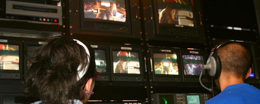 Curso de Realización de Programas de Televisión con técnica Multicámara y Contenidos Audiovisuales de la Escuela Internacional de Cine y Televisión Septima Ars