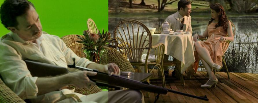 Diplomatura en Cine Digital y Efectos Visuales VFX de la Escuela Internacional de Cine y Televisión Septima Ars