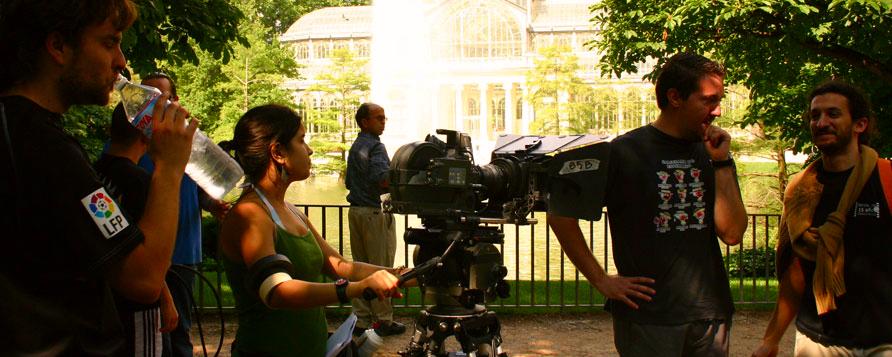 Diplomatura en Dirección de Fotografía para Cine y Contenidos Audiovisuales de la Escuela Internacional de Cine y Televisión Septima Ars