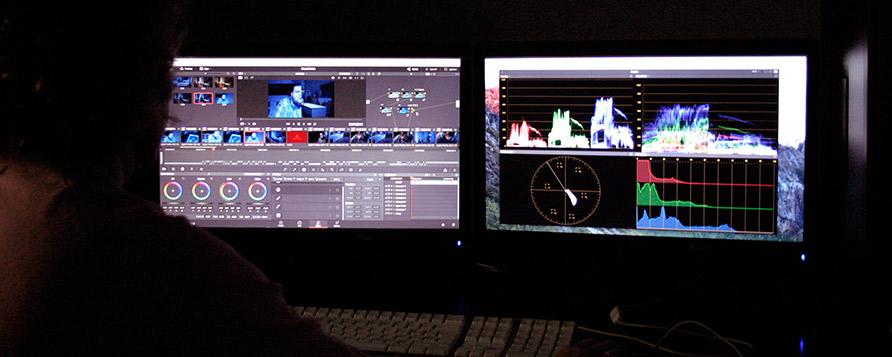 Diplomatura en Postproducción Digital y Efectos Visuales VFX de la Escuela Internacional de Cine y Televisión Septima Ars