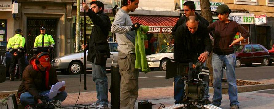Estudiar cine en Madrid