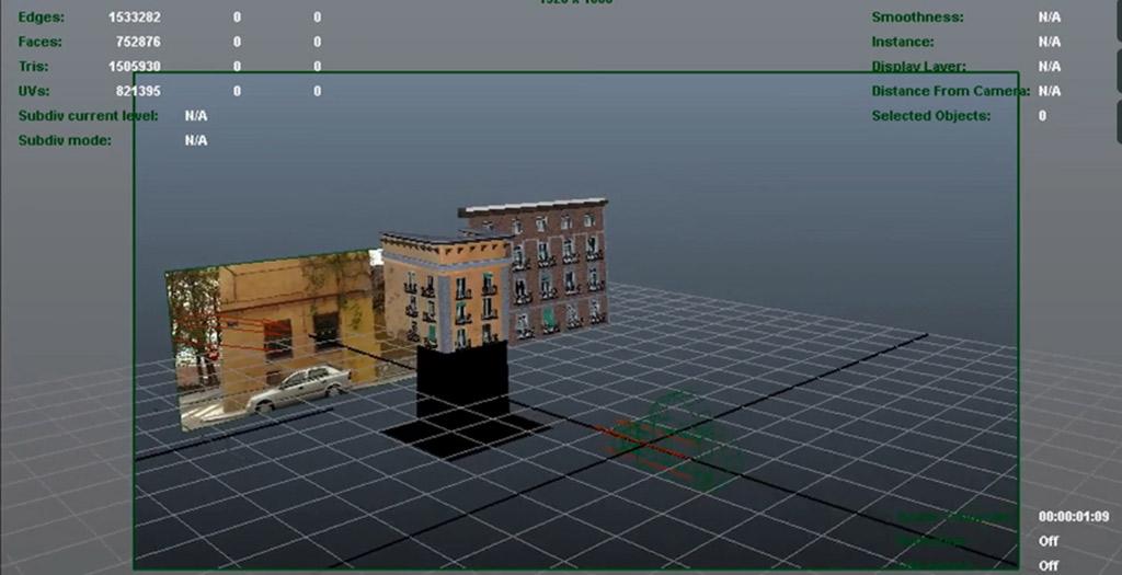 Nuevos Cursos y Diplomaturas de Efectos Digital Visuales VFX para Cine y Televisión en la Escuela Septima Ars Madrid - España