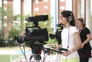 Curso en Realización de Televisión en Directo en la Escuela de Cine y Televisión Septima Ars Madrid