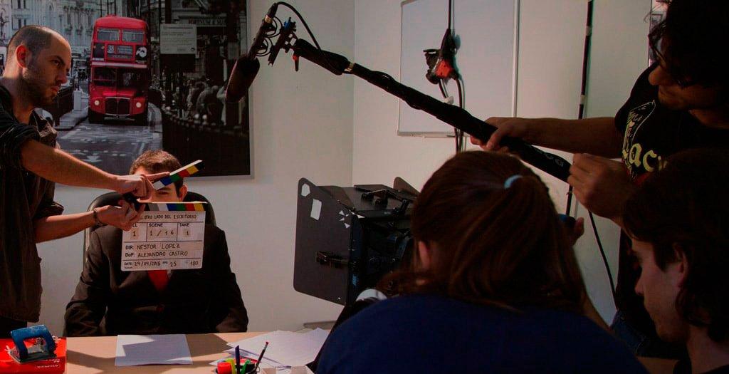 Hazte Guionista de Películas de Cine y Series de Televisión con el Curso de Guión Audiovisual de la Escuela Septima Ars Madrid - España