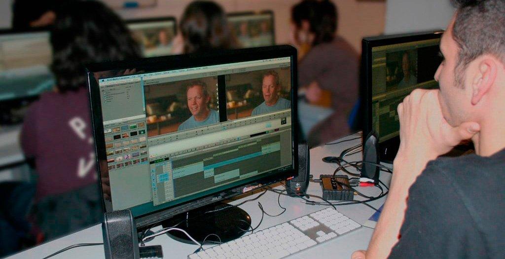 Hazte Montador - Editor de Cine y Vídeo con el Curso Máster en Montaje y Postproducción de Cine y Vídeo de la Escuela Septima Ars Madrid - España