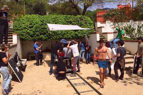Rueda tus cortometrajes - cuenta tus historias en la Escuela de Cine y TV Septima Ars Madrid - España
