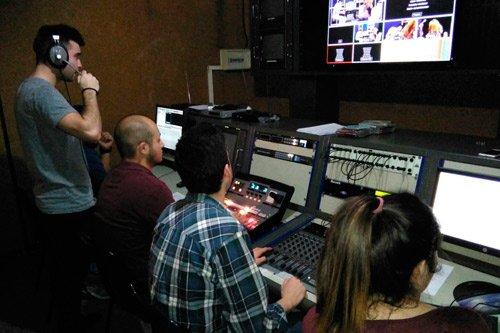 Estudia Producción de Contenidos Audiovisuales en la Escuela de Cine y TV Septima Ars Madrid - España