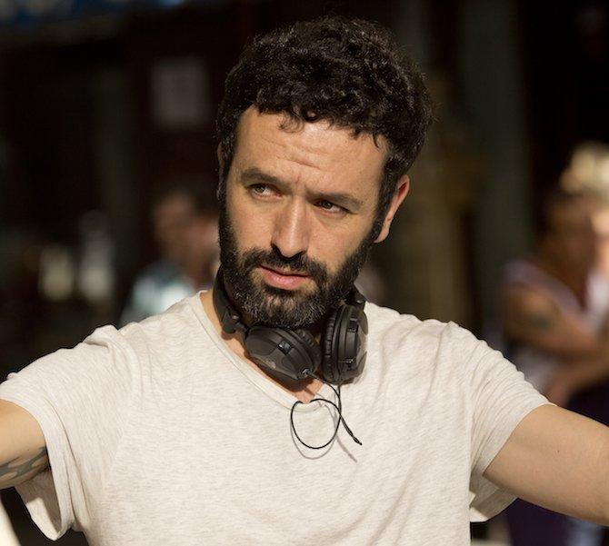 Rodrigo Sorogoyen ha estudiado cine en la Escuela de Cine Septima Ars