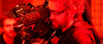 Ángel Amorós ha estudiado cine en la Escuela de Cine Septima Ars
