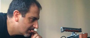 Carlos Padilla imparte cursos de ayudante de dirección en la Escuela de Cine Septima Ars