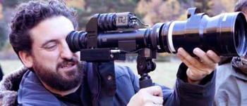 Eugenio Mira ha estudiado cine en la Escuela de Cine Septima Ars