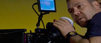 Miguel Ferrari ha estudiado cine en la Escuela de Cine Septima Ars