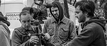 David Ramos imparte cursos de steadicam en la Escuela de Cine Septima Ars