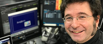 Jesús Ramé imparte cursos de montaje y postproducción con software AVID en la Escuela de Cine Septima Ars