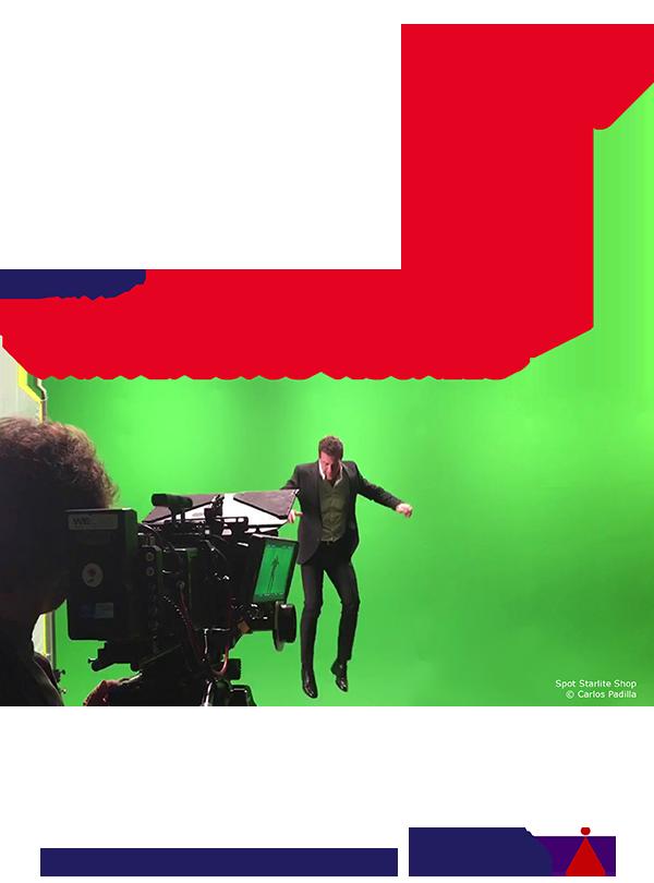 Curso Cinematografía Digital y Efectos Especiales Escuela Septima Ars Madrid