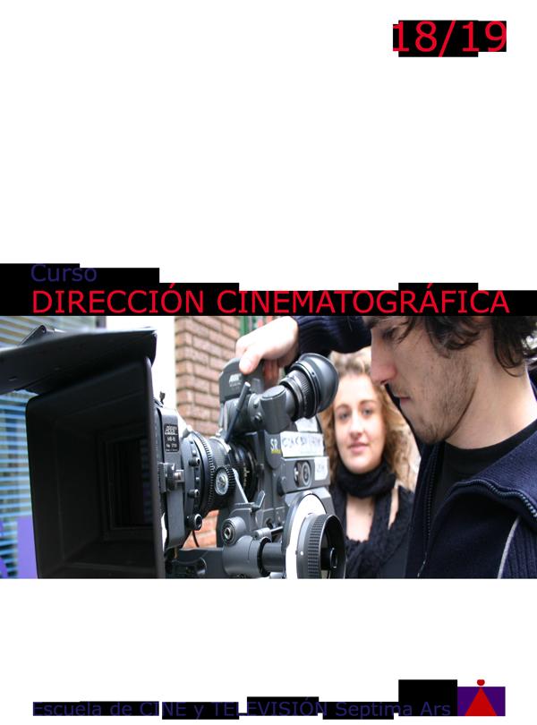 Curso Dirección de Cine Escuela Septima Ars Madrid