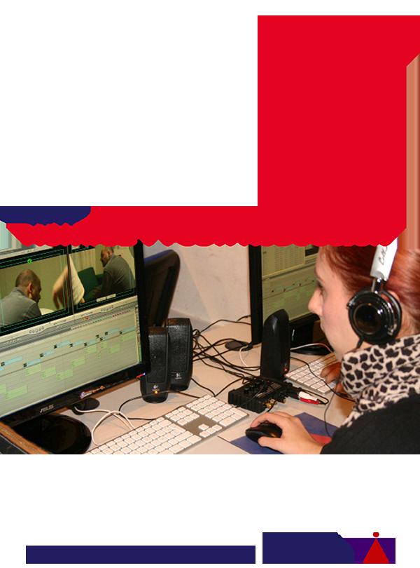 Curso de Montaje Edición Postproducción Escuela Septima Ars Madrid