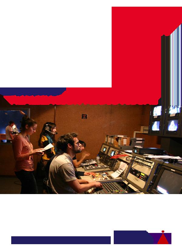 Diplomatura en Realización Audiovisual TV Escuela Septima Ars Madrid