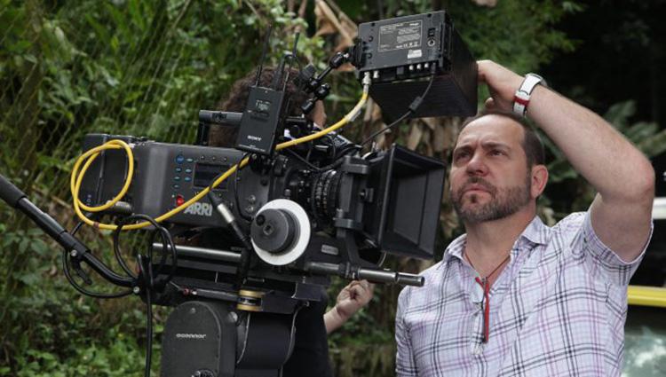 Miguel Ferrari director de Cine egresado de la Escuela de Cine Septima Ars de Madrid