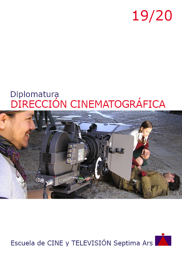 Diplomatura en Dirección de Cine de la Escuela de Cine y TV Septima Ars