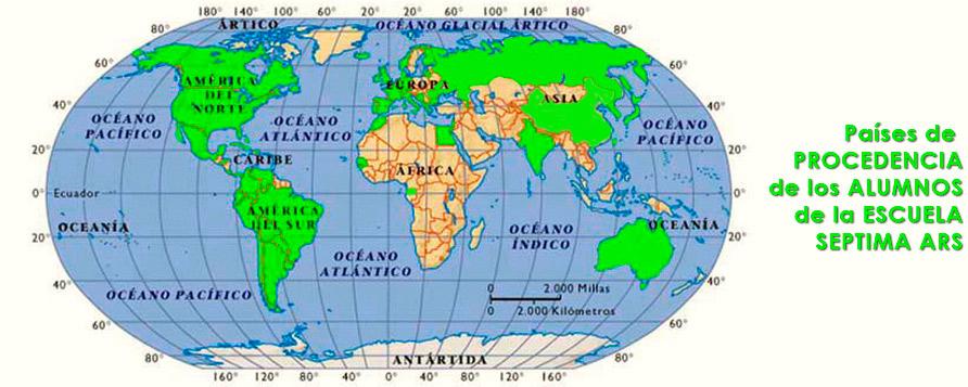 Cineastas de todo el mundo estudian en la Escuela de Cine y TV Septima Ars
