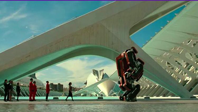 El Diplomado de la escuela Carlos Ruiz Boceta gestiona la producción de Westworld 3