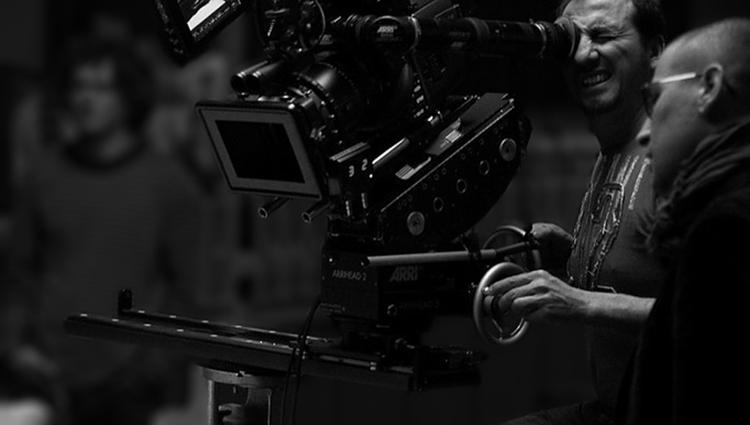 David Acereto director de fotografía Rodando con Rodrigo Cortés
