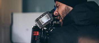 Director de fotografía Carlos Garcés
