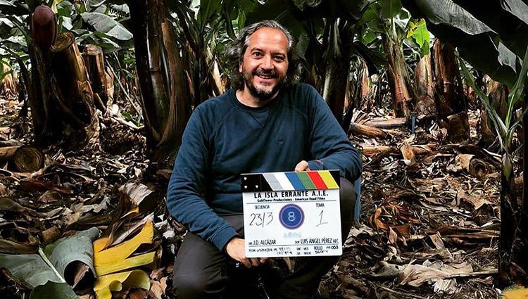 Miguel Ángel Poveda es profesor de Producción Audiovisual de la Escuela de Cine Septima Ars