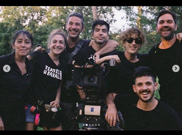 Ian Nieto estudió dirección de fotografía en la Escuela Septima Ars