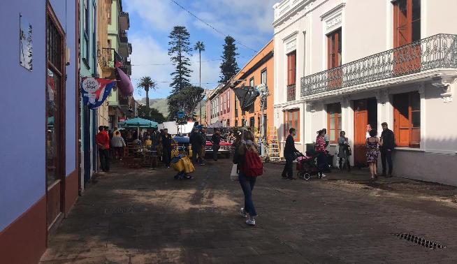Óscar Pedraza diplomado en la Escuela de Cine Septima Ars dirige Sky Rojo