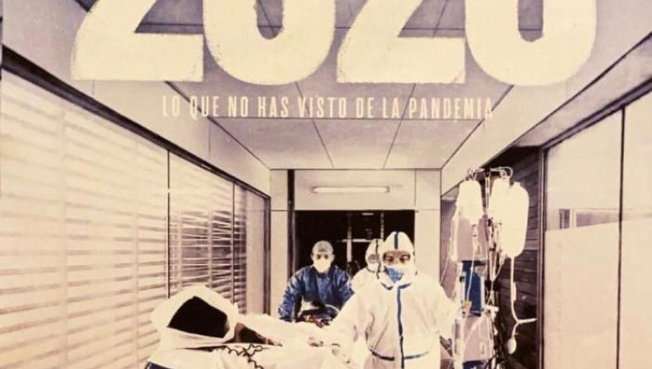 documental 2020 pandemia filmada por el antiguo alumno Raúl Peña