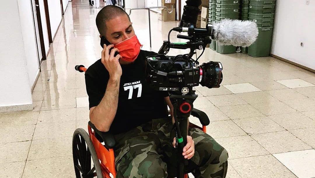 Raúl Peña estudió Dirección de Fotografía en la Escuela de Cine Septima Ars
