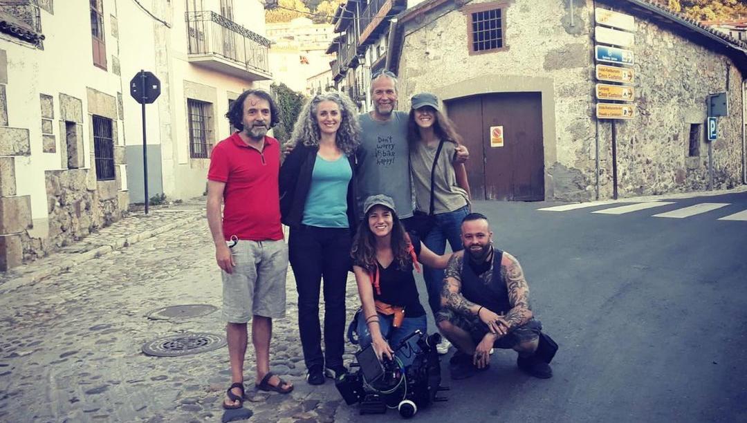 Álvaro Sanz Pascual Director de fotografía estudió en la escuela de Cine Septima Ars