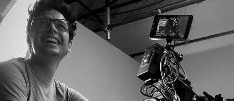 Charlie Nelson Moreno estudió en la Escuela de Cine Septima Ars de Madrid