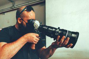 José Martín Rosete estudió fotografía en la Escuela Septima Ars