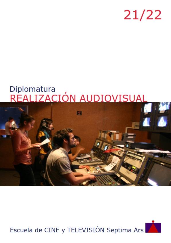 Diplomatura en Realización Audiovisual