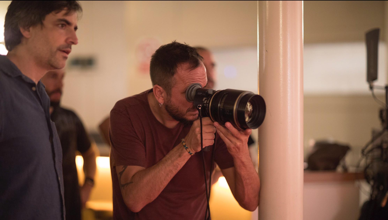 David Acereto estudió fotografía en la escuela Septima Ars