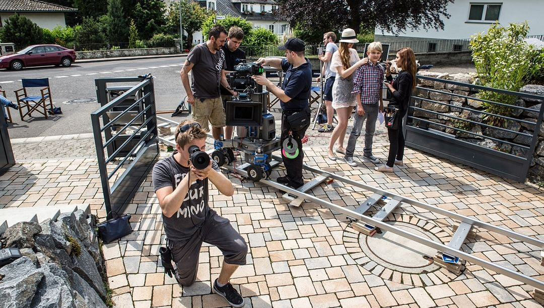 Joshua Krull estudió en la escuela de cine Septima Ars