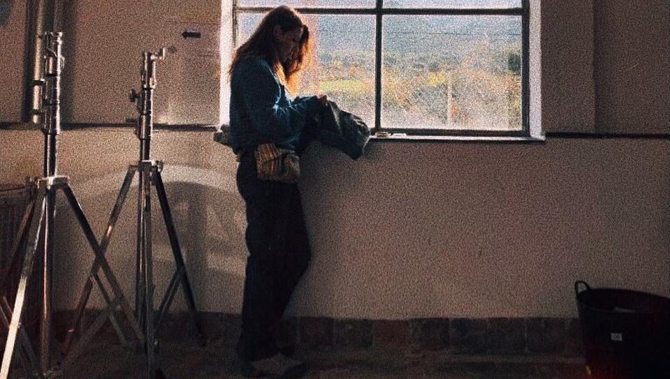 Alba Cuesta estudió cine en la Escuela de Cine Septima Ars